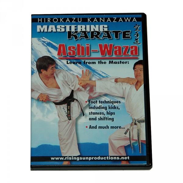 "DVD Kanazawa Mastering Karate Vol. 2 ""Ashi-Waza"""