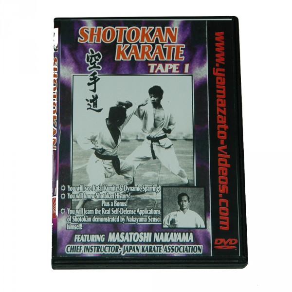 DVD Nakayama: Shotokan Karate Vol. 1