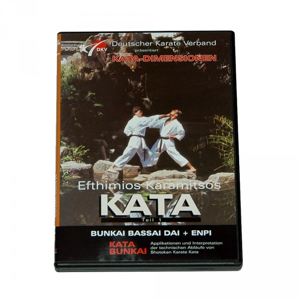 DVD Karamitsos: Bunkai Teil 1