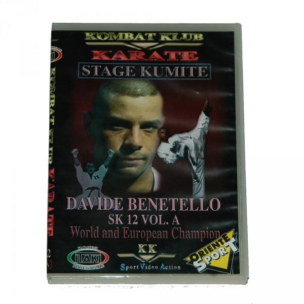 DVD Davide Benetello: Seine besten Kämpfe Vol. A
