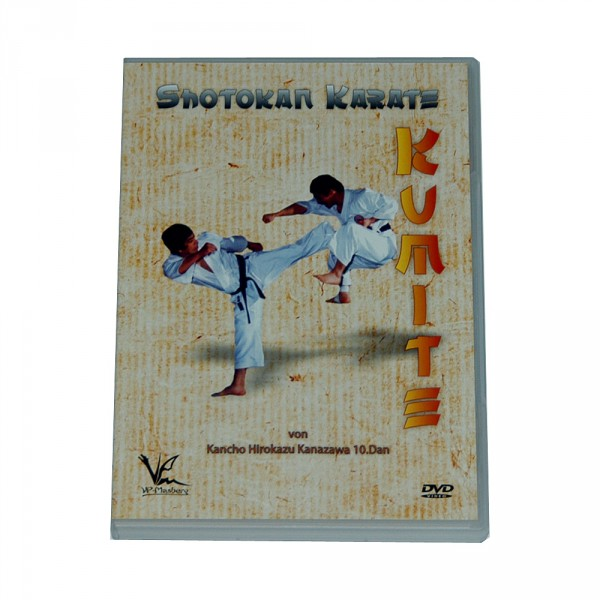 DVD Kanazawa Shotokan Karate - Kumite