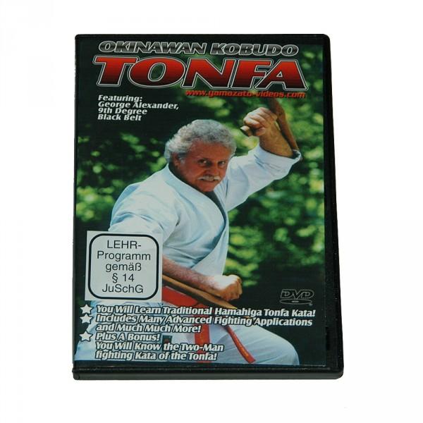 DVD George Alexander Okinawan Kobudo Tonfa
