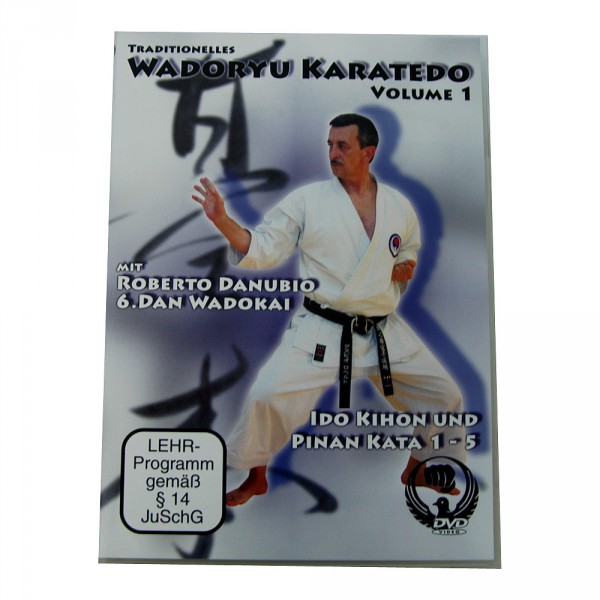 DVD Traditionelles Wadoryu Karatedo Volume 1