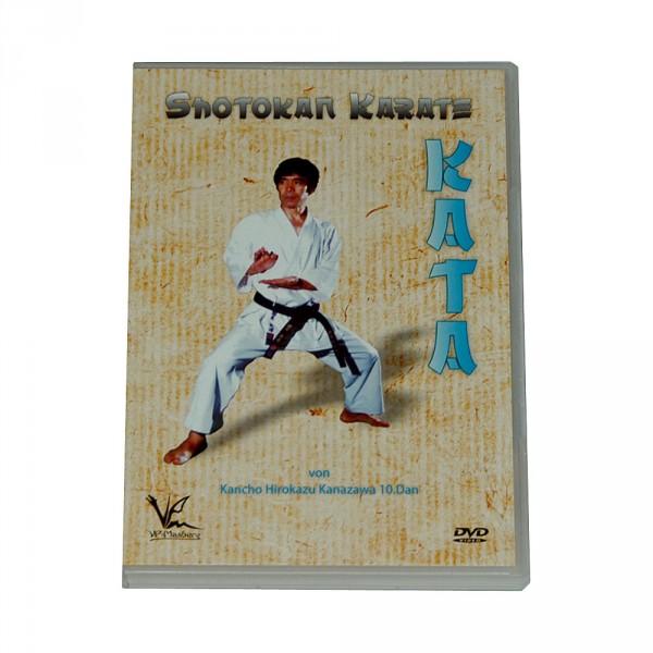 DVD Kanazawa Shotokan Karate - Kata