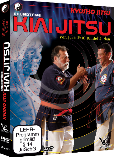 DVD Jean-Paul Bindel: Kiai Jitsu