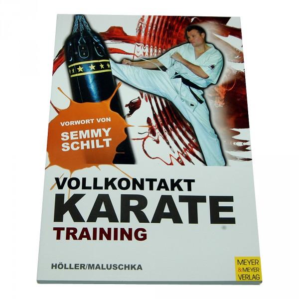 Höller/Maluschka: Vollkontakt Karate Training