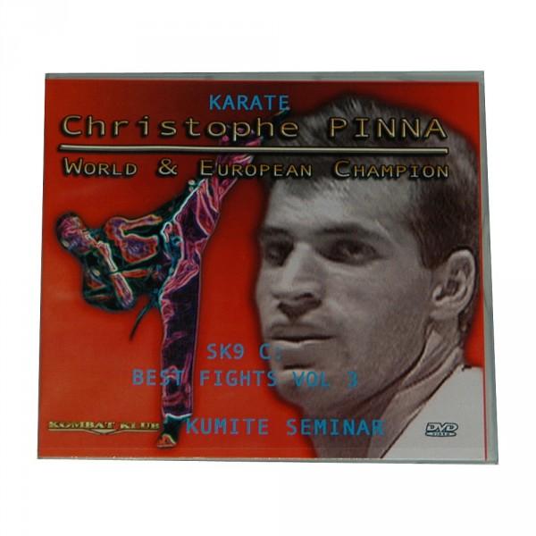 DVD Christophe Pinna: Seine besten Kämpfe Vol. C