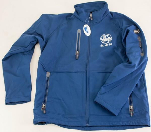 Pen Duick Herren-Softshell-Jacke Plymouth, Marineblau, XXL