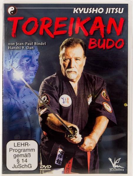 DVD Jean-Paul Bindel: Toreikan Budo