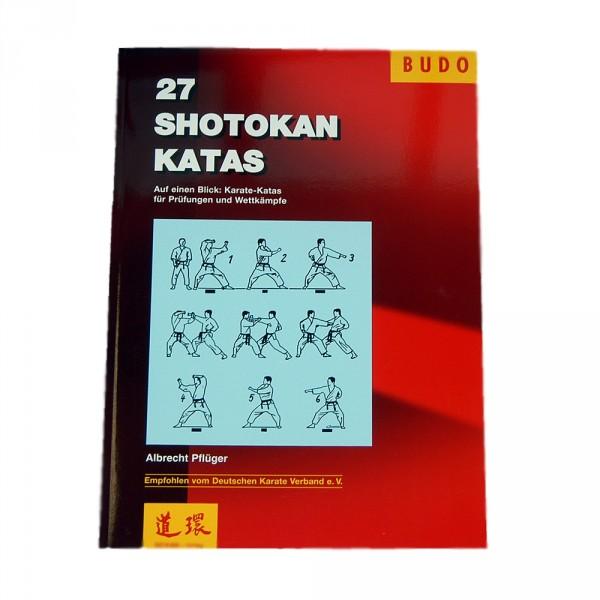 Albrecht Pflüger: 27 Shotokan Kata