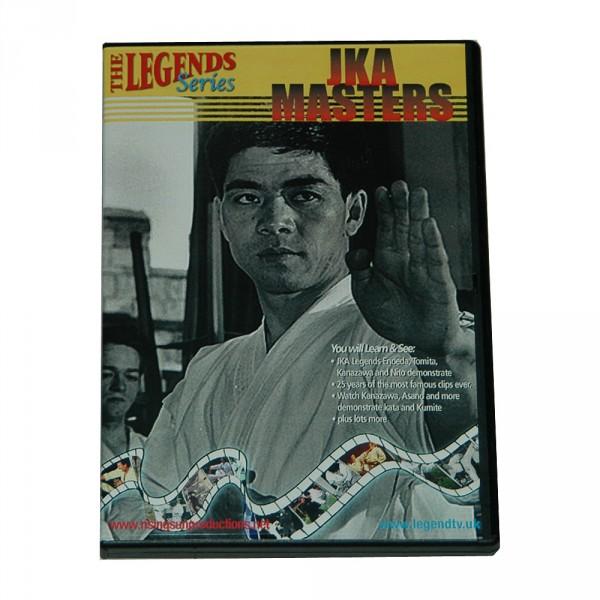 DVD JKA Masters
