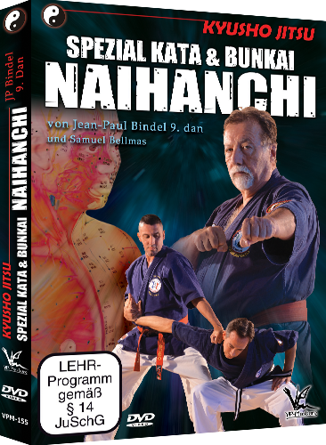 DVD Jean-Paul Bindel: Spezial Kata & Bunkai