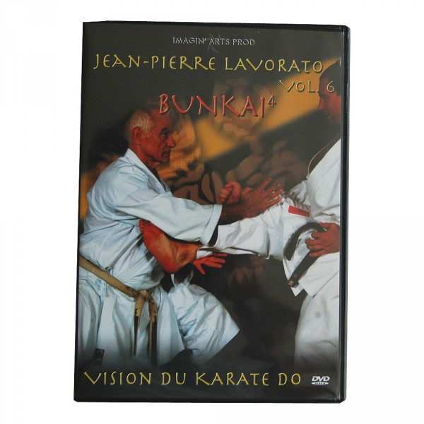 DVD: Jean-Pierre Lavorato, Vision du Karate Do, Vol. 6