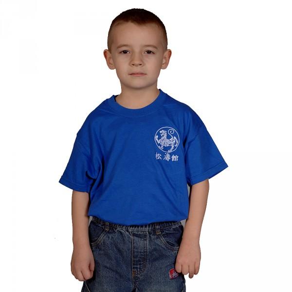 Kinder T-Shirt mit Bestickung