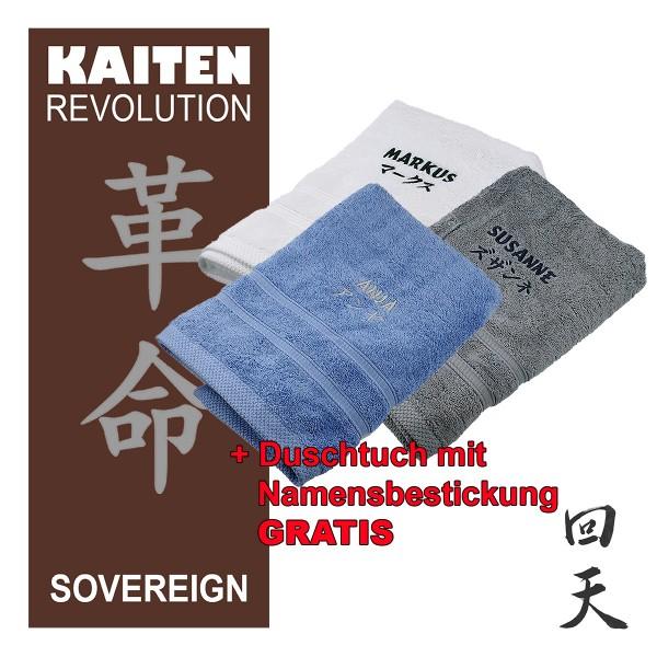 Kaiten REVOLUTION Sovereign Reg+Duschtuch
