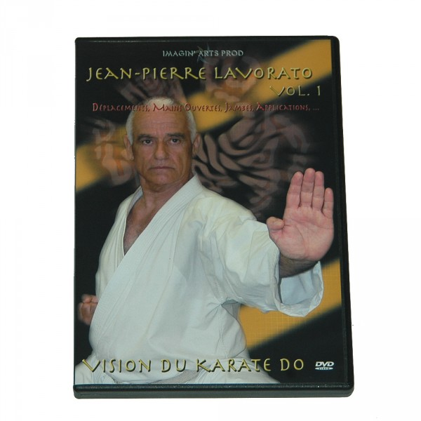 DVD: Jean-Pierre Lavorato, Vision du Karate Do, Vol. 1