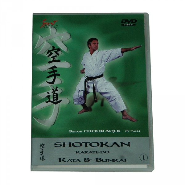 DVD Shotokan Band 1
