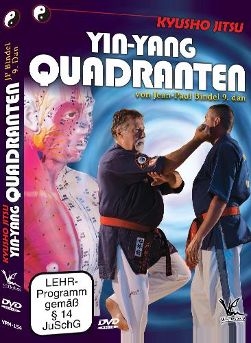 DVD Jean-Paul Bindel: Yin-Yang Quadranten