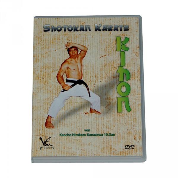 DVD Kanazawa Shotokan Karate - Kihon