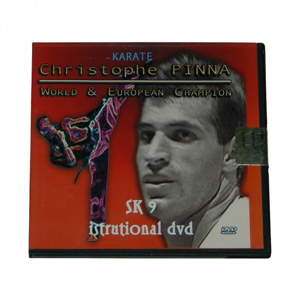 DVD Christophe Pinna: Karate Kumite