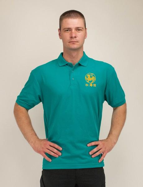 Polo Shirt bestickt