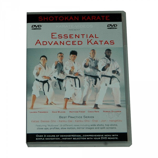 DVD Essential Advanced Katas
