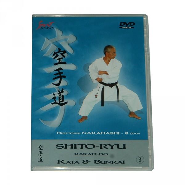 DVD Shito-Ryu Band 3