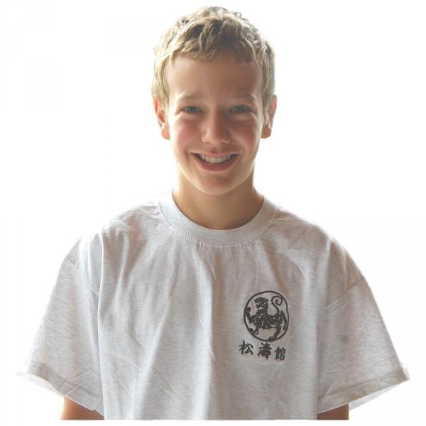 T-Shirt mit Bestickung