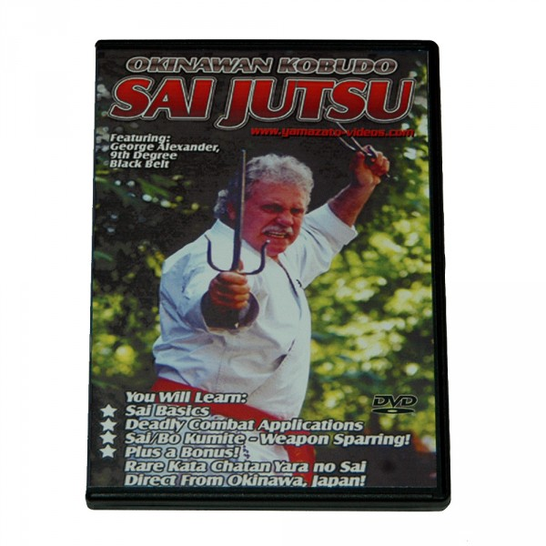 DVD George Alexander Okinawan Kobudo Sai Jutsu