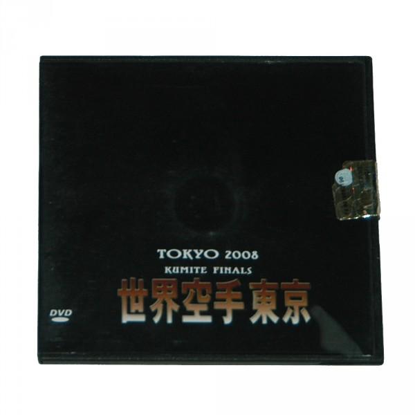 DVD: Karate Weltmeisterschaft 2008 in Tokyo Kumite Finals