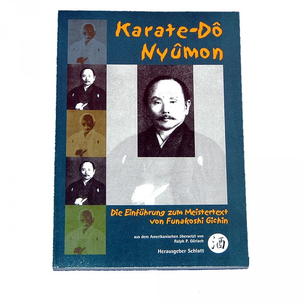 G. Funakoshi: Karate-Do Nyumon