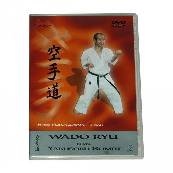 DVD Wado-Ryu Kata & Yakusoku Kumite Vol. 2