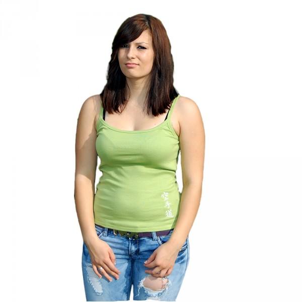 Damen Träger Shirt