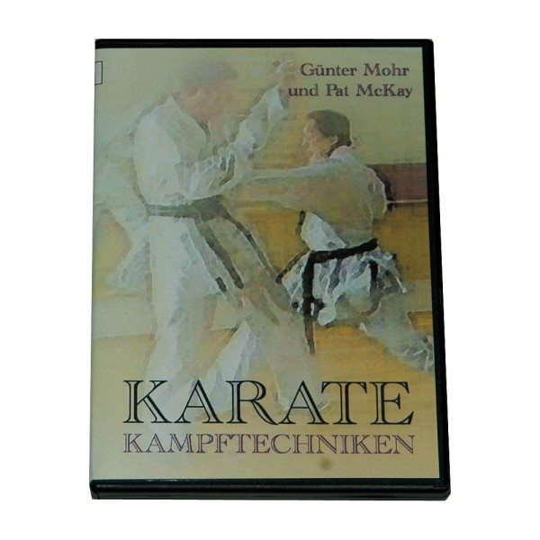 DVD Mohr/McKay: Karate Kampftechniken