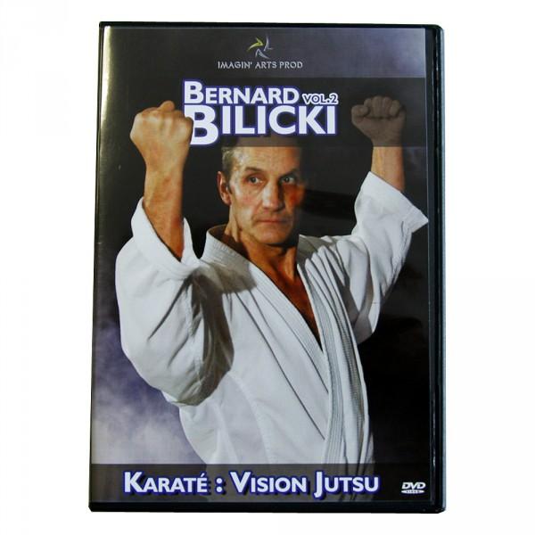 DVD Bernard Bilicki, Karate: Vision Jutsu, Vol. 2