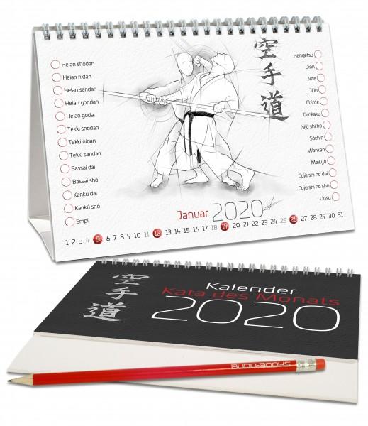 Kata des Monats-Tischkalender
