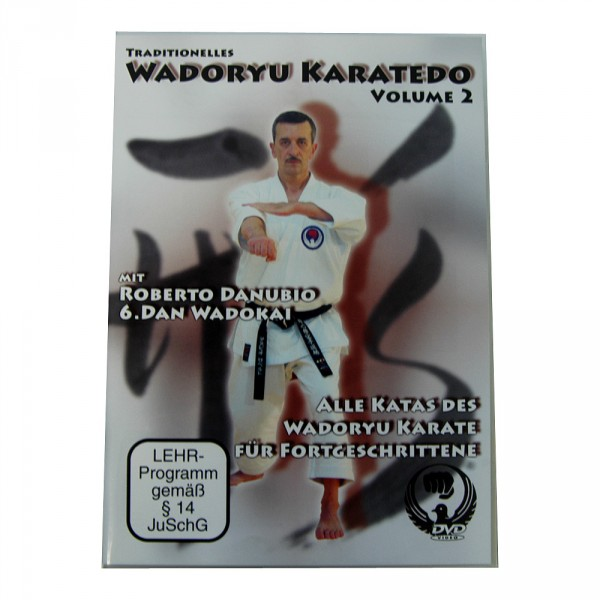 DVD Traditionelles Wadoryu Karatedo Volume 2