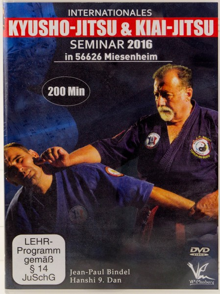 DVD Jean-Paul Bindel: Internationales Seminar 2016