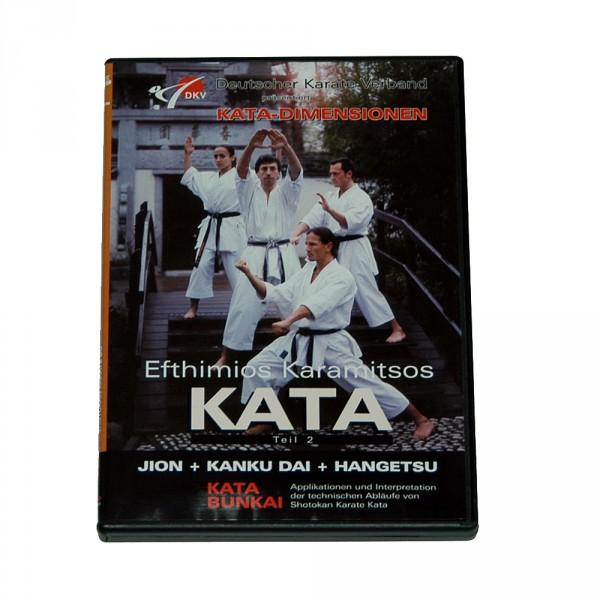 DVD Karamitsos: Bunkai Teil 2