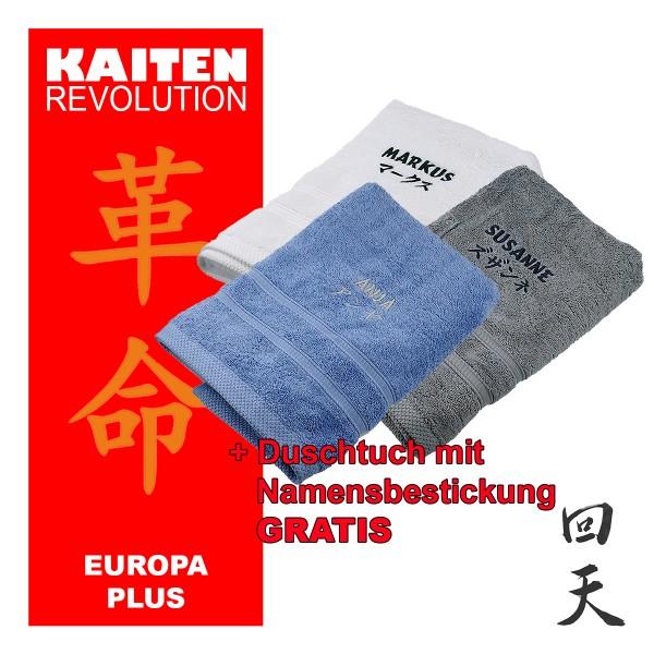 Kaiten REVOLUTION Europa Plus+Duschtuch