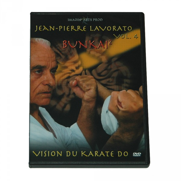DVD: Jean-Pierre Lavorato, Vision du Karate Do, Vol. 4
