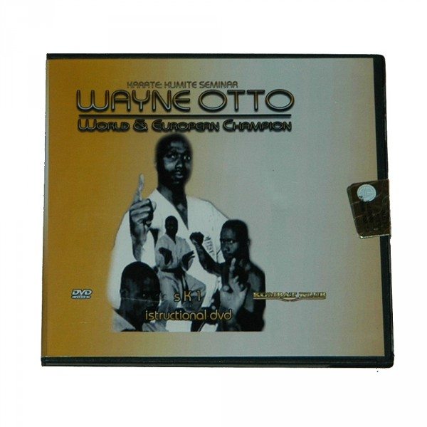 DVD Wayne Otto: Karate Kumite
