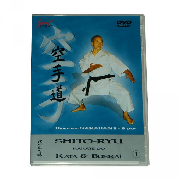 DVD Shito-Ryu Band 1