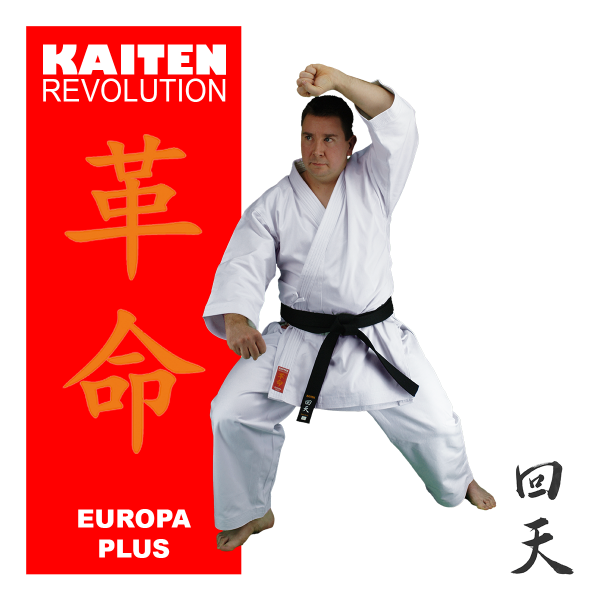 Kaiten REVOLUTION Europa Plus