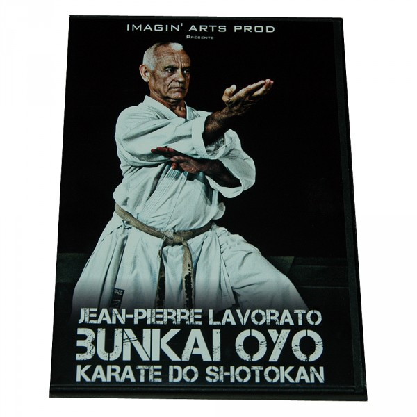 DVD, Jean-Pierre Lavorato: Bunkai Oyo