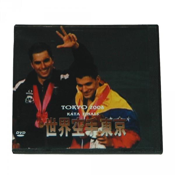 DVD: Karate Weltmeisterschaft 2008 in Tokyo Kata Finals