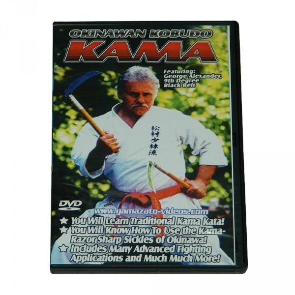DVD George Alexander Okinawan Kobudo Kama