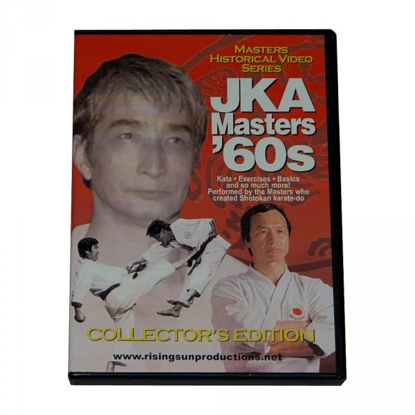 DVD JKA Masters 60s